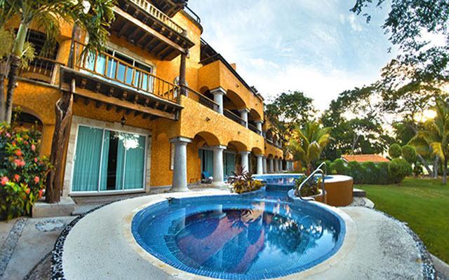 Hotel Eurostars Hacienda Vista Real, escenarios increíbles