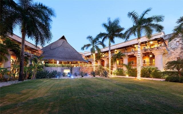 Hotel Eurostars Hacienda Vista Real, ambientes llenos de confort