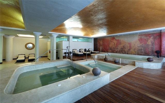 Hotel Eurostars Hacienda Vista Real, permite que te consientan