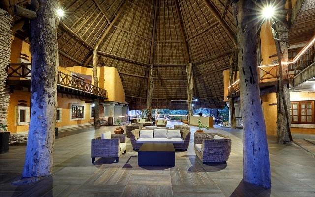 Hotel Eurostars Hacienda Vista Real, lobby