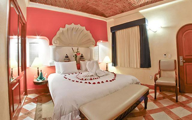 Hotel Eurostars Hacienda Vista Real, lujosas habitaciones
