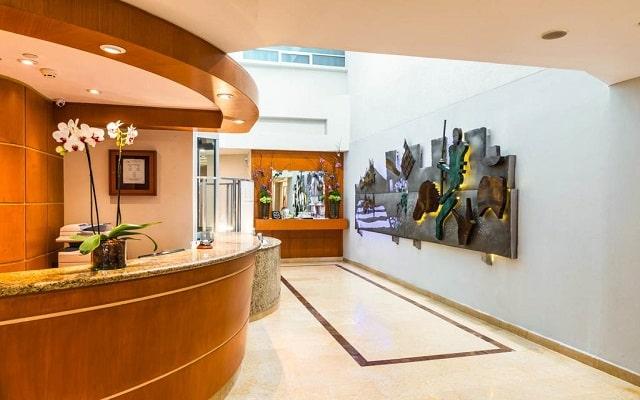 Hotel Eurostars Zona Rosa Suites, atención personalizada desde el inicio de tu estancia