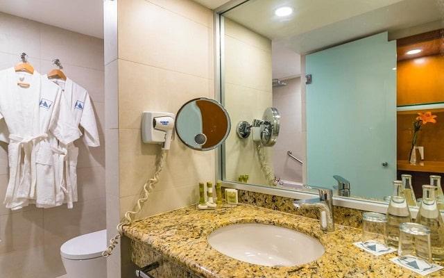 Hotel Eurostars Zona Rosa Suites, amenidades de calidad