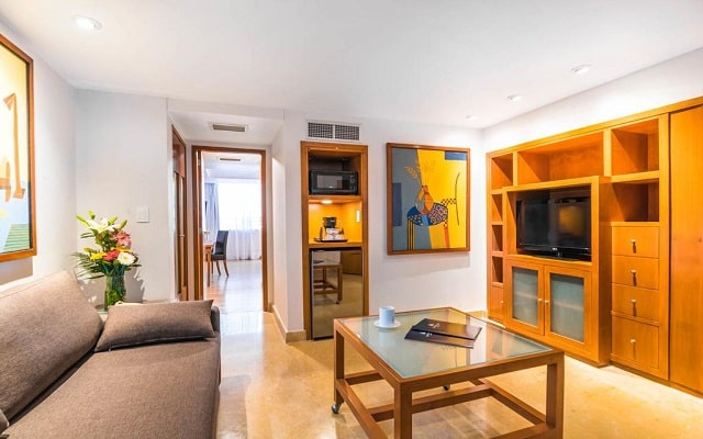 Hotel Eurostars Zona Rosa Suites, relájate en la comodidad de tu habitación