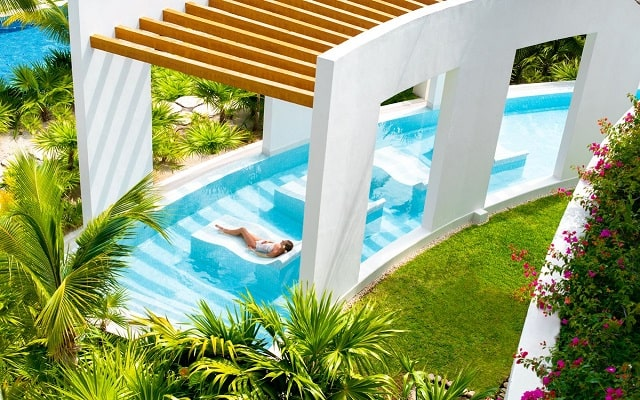 Hotel Excellence Playa Mujeres, ambientes únicos