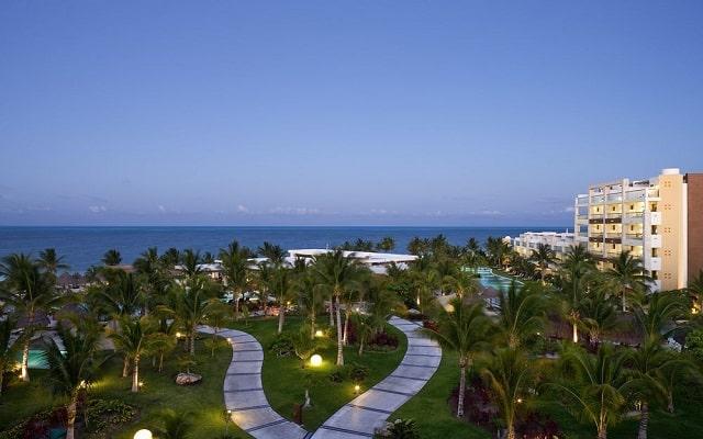 Hotel Excellence Playa Mujeres en Playa Mujeres