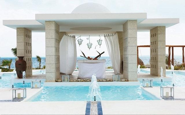Hotel Excellence Playa Mujeres, escenarios increíbles