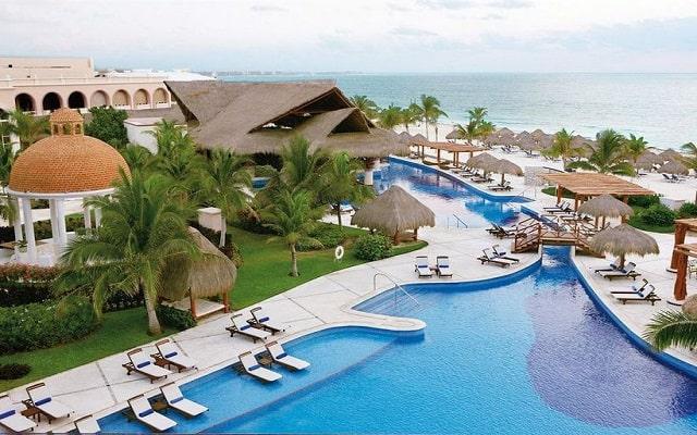 Hotel Excellence Riviera Cancún en Puerto Morelos