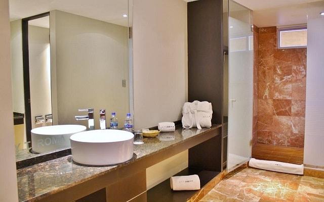 Hotel Exe Cities Reforma, amenidades de calidad