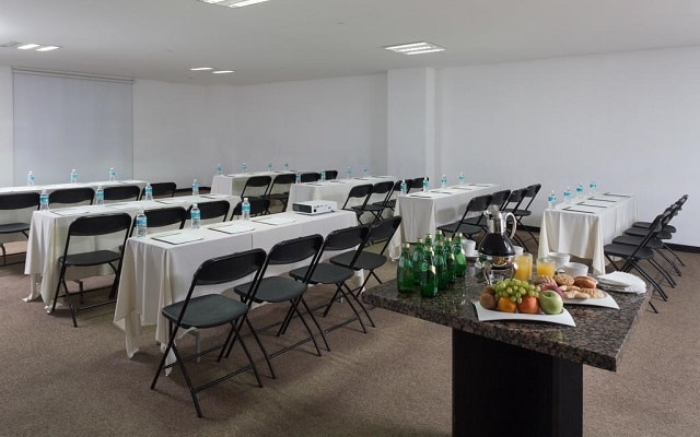 Hotel Exe Cities Reforma, salón de eventos