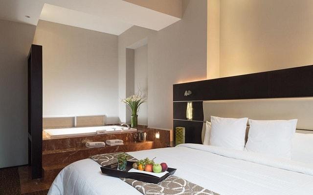 Hotel Exe Cities Reforma, habitaciones bien equipadas