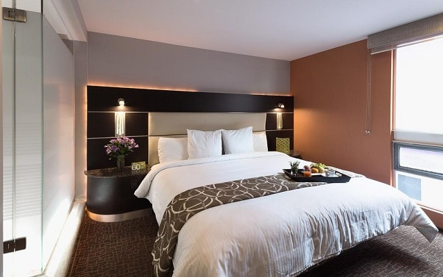 Hotel Exe Cities Reforma, espacios diseñados para tu descanso