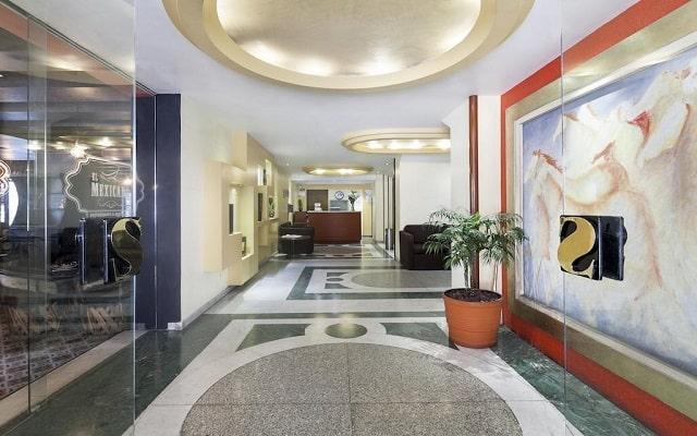 Hotel Exe Suites San Marino, atención personalizada desde el inicio de tu estancia