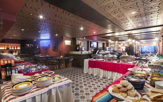 Hotel Exe Suites San Marino, sitio ideal para tus alimentos