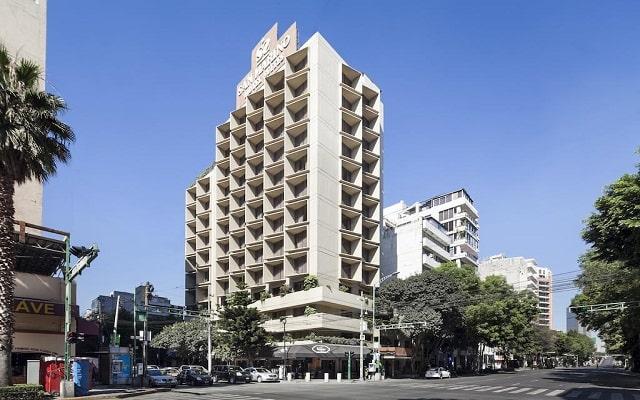 Hotel Exe Suites San Marino en Reforma