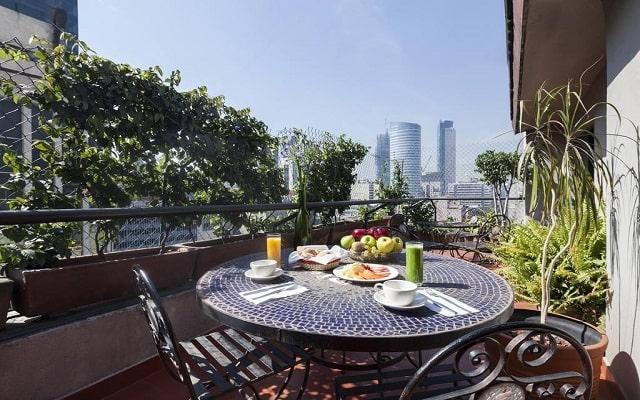 Hotel Exe Suites San Marino, vistas hermosas