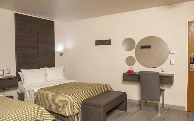 Hotel Expo Abastos, ambientes agradables
