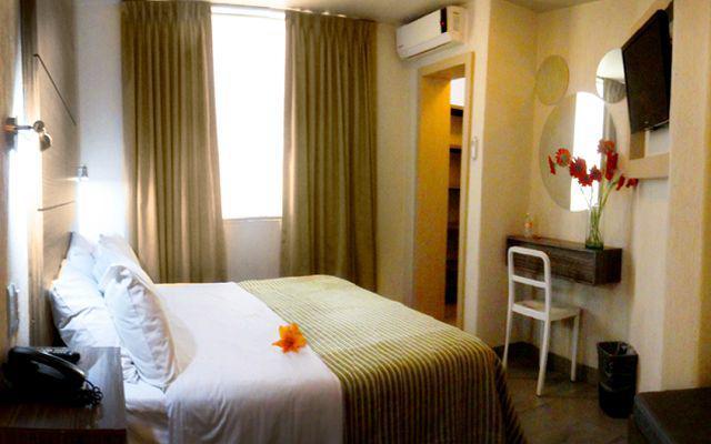 Hotel Expo Abastos, habitaciones amplias y bien equipadas