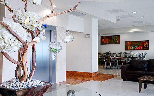 Hotel Expo Abastos, opción ideal para viajes de negocios o placer