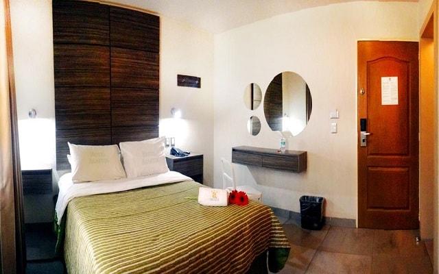 Hotel Expo Abastos, espacios diseñados para tu descanso