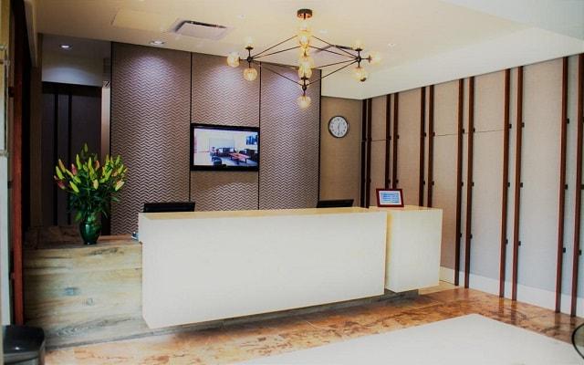 Hotel Expo Abastos, atención personalizada desde el inicio de tu estancia