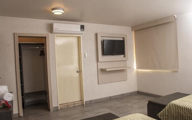 Hotel Expo Abastos, habitaciones con todas las amenidades