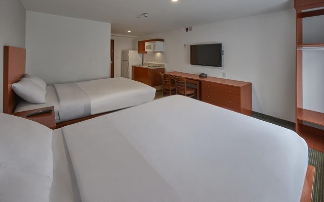 Hotel Extended Suites Coatzacoalcos Forum, aprovecha cada instante de tu descanso