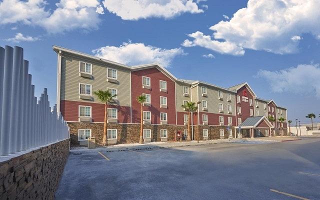 Hotel Extended Suites Coatzacoalcos Forum en Coatzacoalcos