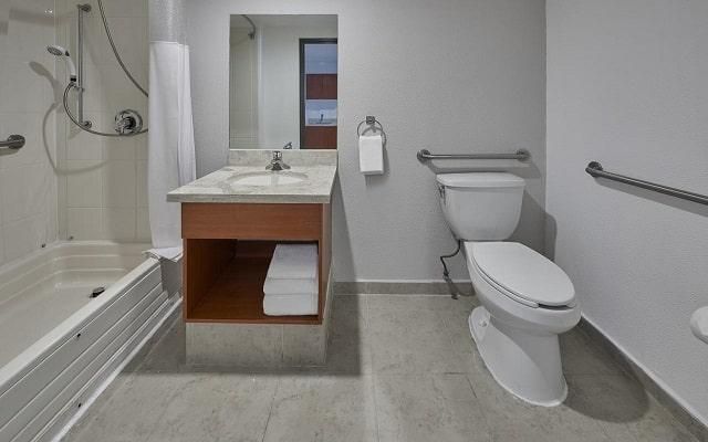 Hotel Extended Suites Monterrey Aeropuerto, amenidades de calidad