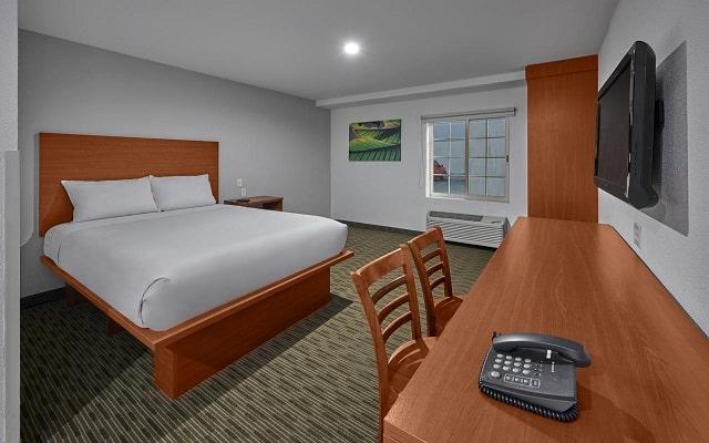 Hotel Extended Suites Monterrey Aeropuerto, cómodas habitaciones