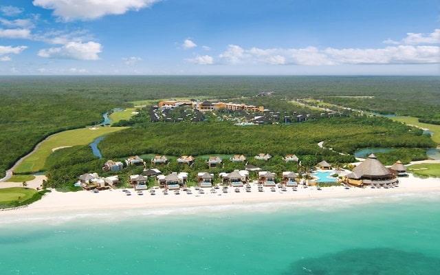 Hotel Fairmont Mayakoba en Playa del Carmen