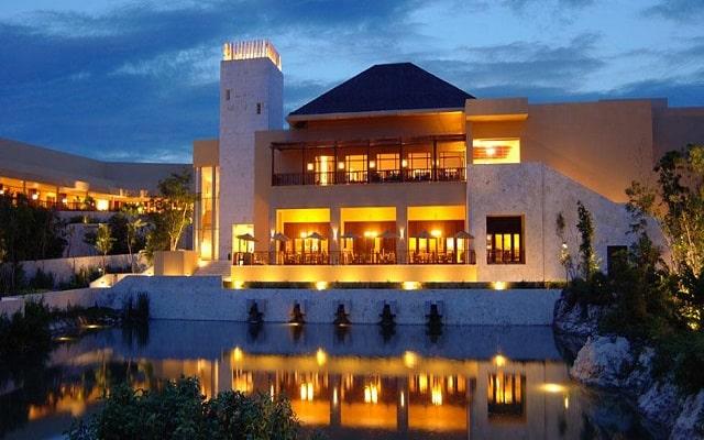 Hotel Fairmont Mayakoba Inclusive en Playa del Carmen