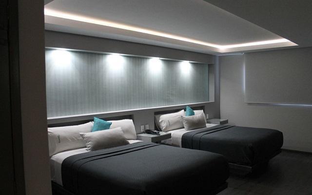 Habitaciones provistas con lo necesario para tu descanso
