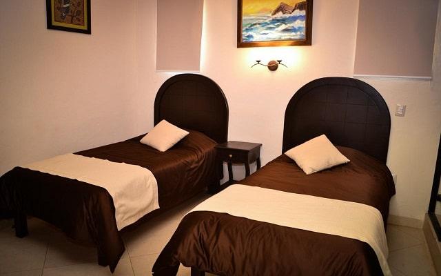 Hotel Feregrino, confort en cada sitio