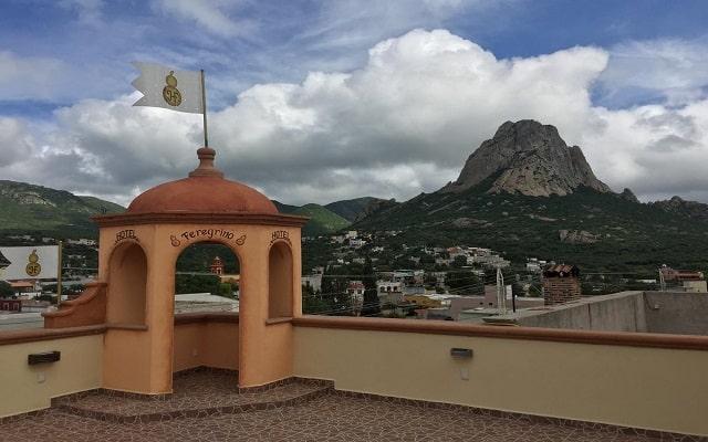 Hotel Feregrino en Bernal