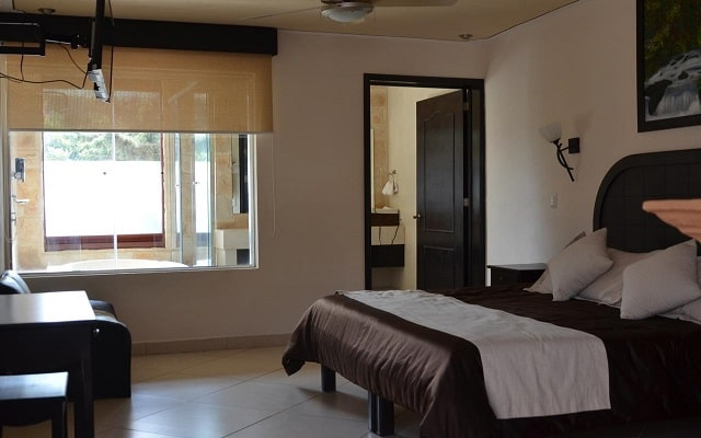 Hotel Feregrino, ambientes agradables