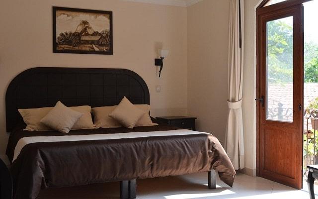 Hotel Feregrino, habitaciones bien equipadas