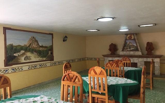 Hotel Feregrino, buen servicio