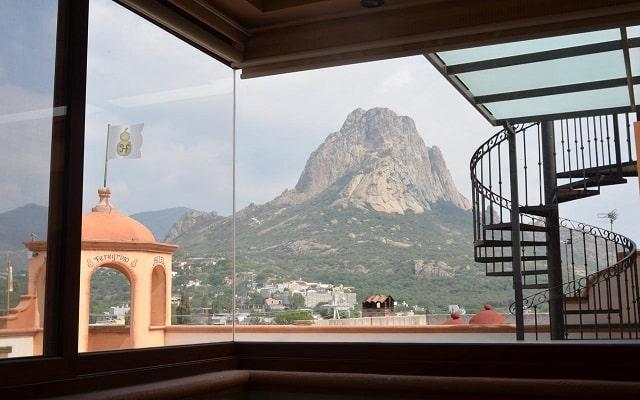 Hotel Feregrino, hermosas vistas