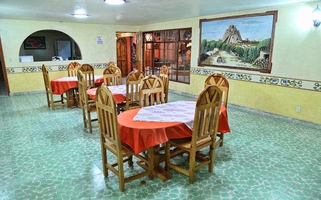 Hotel Feregrino, sitio ideal para tus alimentos