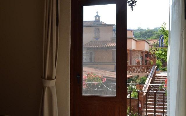 Hotel Feregrino, disfruta lindas vistas desde el balcón