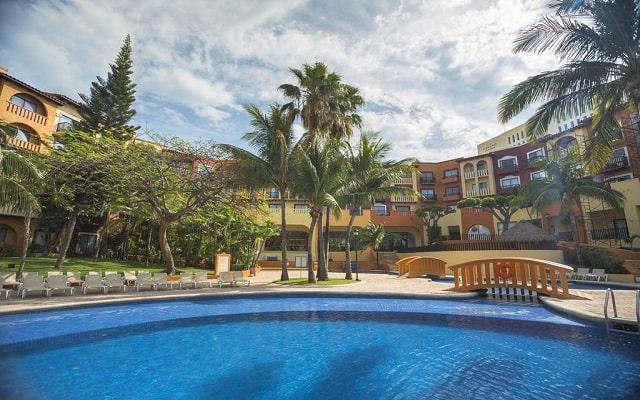 Hotel Fiesta Americana Cancún Villas, disfruta de su alberca al aire libre