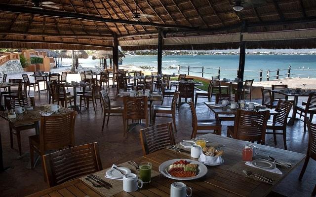 Hotel Fiesta Americana Cancún Villas, escenario ideal para tus alimentos
