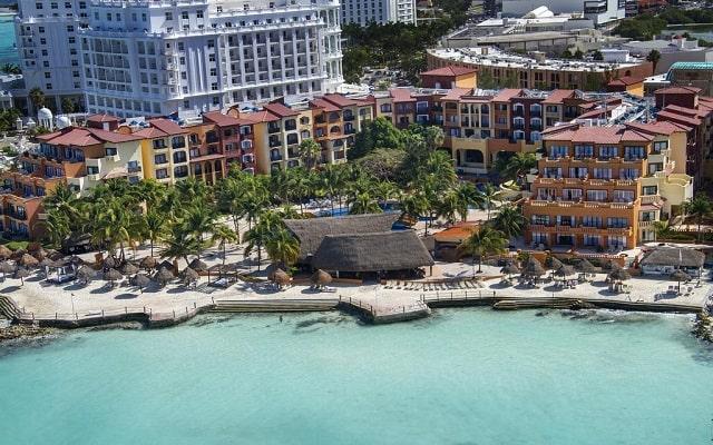 Hotel Fiesta Americana Cancún Villas  en Zona Hotelera
