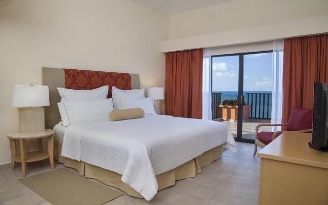 Hotel Fiesta Americana Cancún Villas, espacios diseñados para tu descanso