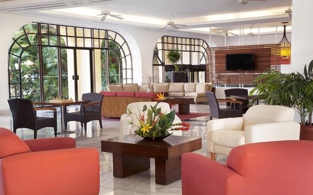 Hotel Fiesta Americana Cancún Villas, atención personalizada desde el inicio de tu estancia