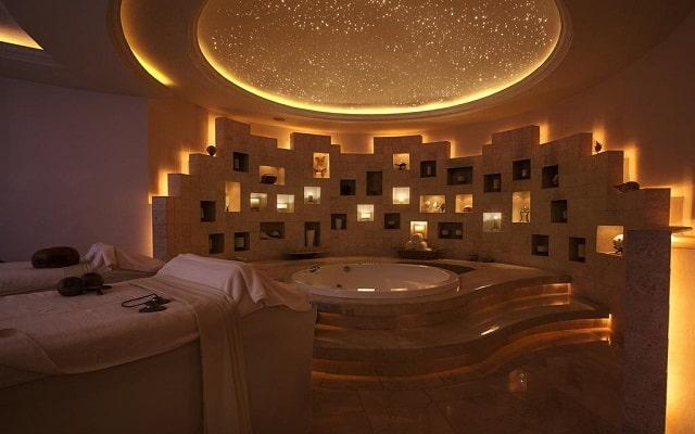 Hotel Fiesta Americana Cancún Villas, permite que te consientan en el spa