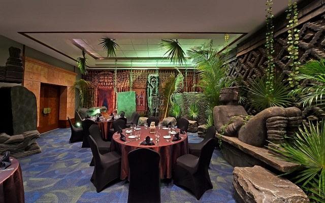 Hotel Fiesta Americana Condesa Cancún All Inclusive, ambientes únicos