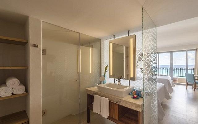 Hotel Fiesta Americana Condesa Cancún All Inclusive, amenidades de calidad