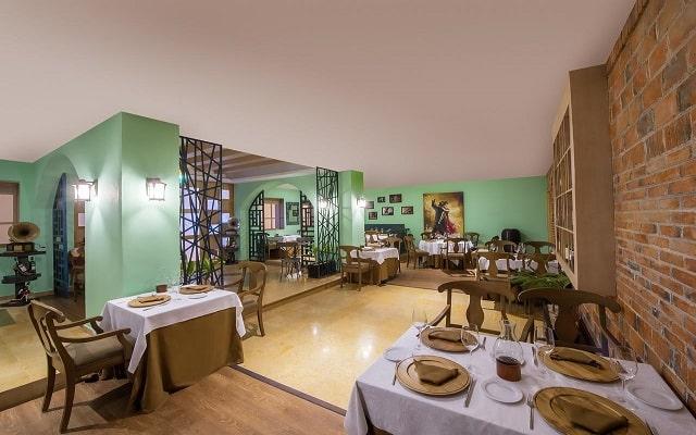 Hotel Fiesta Americana Condesa Cancún All Inclusive, buena propuesta gastronómica